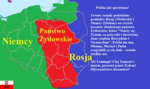 Izrael w Polsce - Muzulmansko-zydowska propaganda