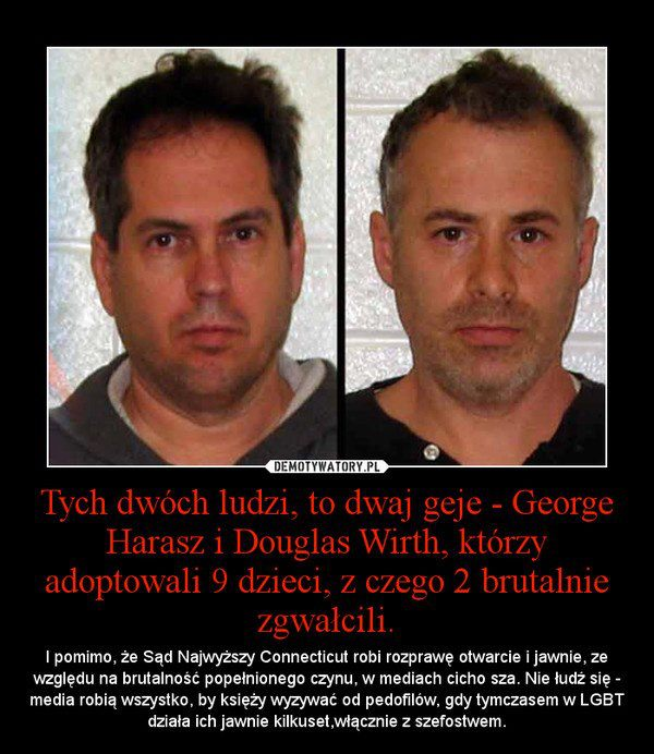 George Harasz and Douglas Wirth